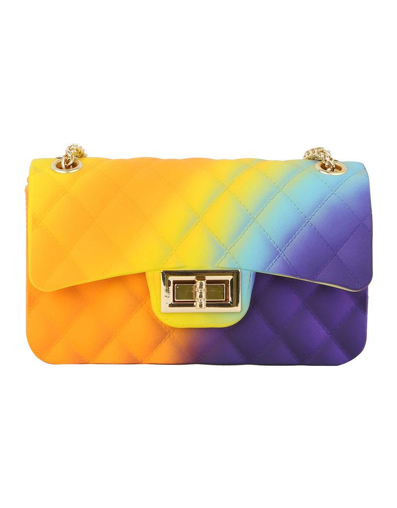 Loyalty Club Jelly Bag - Multi  Orange