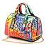 Graffiti Talk Handbag - Red