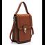 Sideline Minibag - Cognac