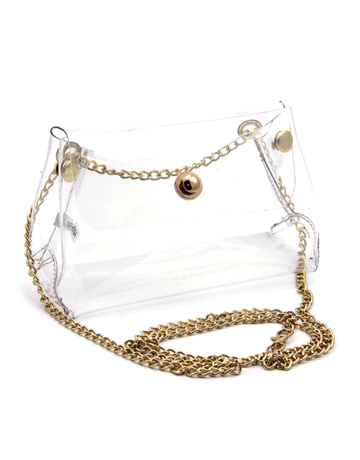 So Pure Mini Bag - Clear