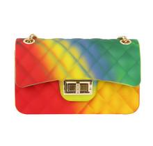 Loyalty Club Jelly Bag - Multi Rainbow