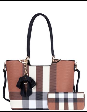 Noontime Handbag - Black