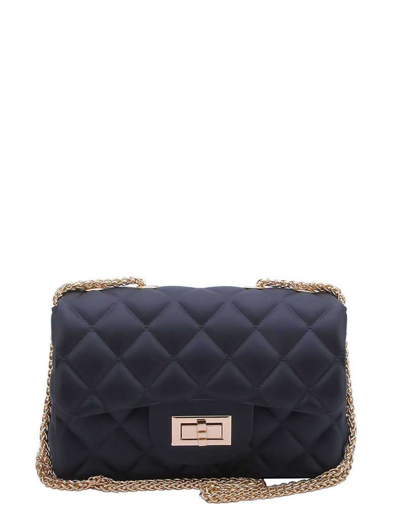 Now or Never Jelly Bag - Navy