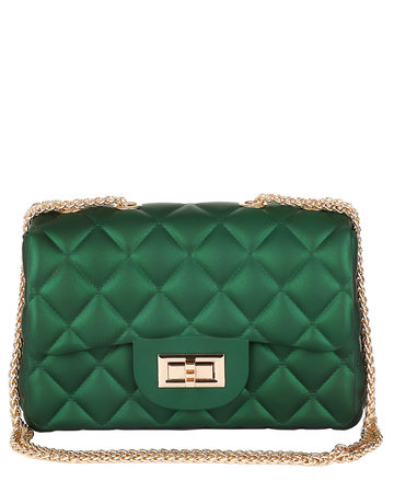 Now or Never Jelly Bag - Olive