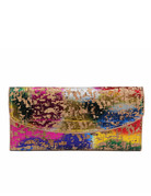 Metallic Palette Wallet