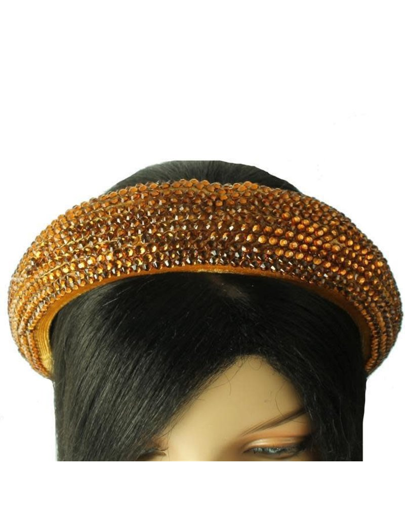 Hi Tide Crystal Headband - Topaz