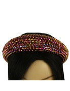 Hi Tide Crystal Headband - Rose Gold