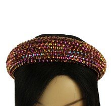 Hi Tide Crystal Headband - Rose Gold