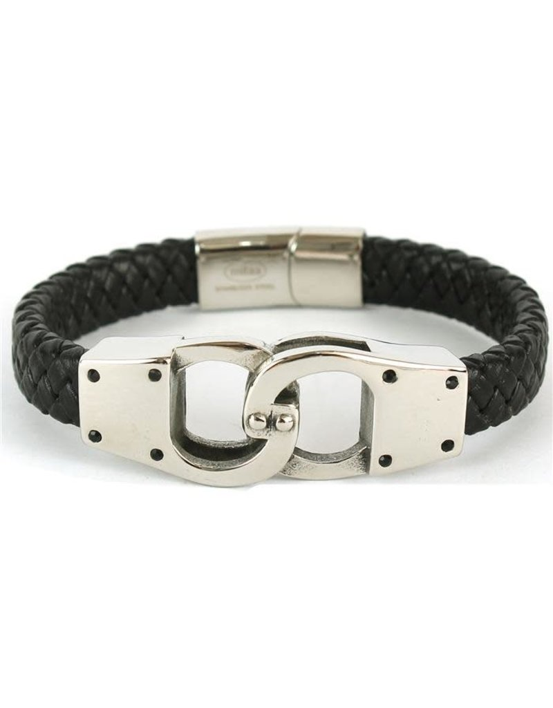 Cell Block Bracelet - Black