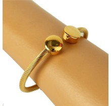 Stuck on You Bracelet - Gold