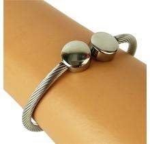 Stuck on You Bracelet - Silver