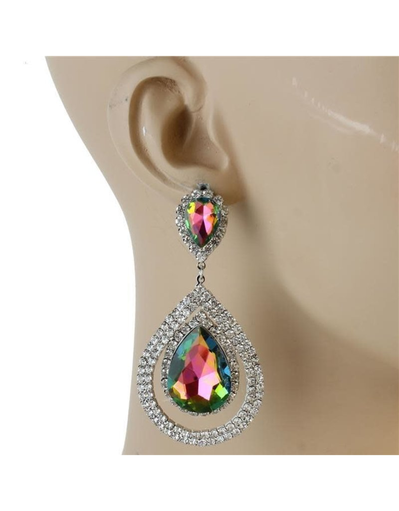Stunner Girl earrings - Multi