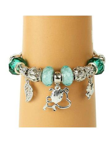 Pet Lover Charm Bracelet