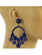Love Load Earrings - Royal