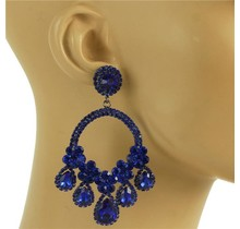 Love Load Earrings - Royal