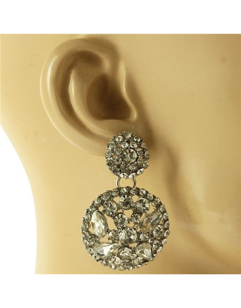 Sparkle Extra Earrings - Silver