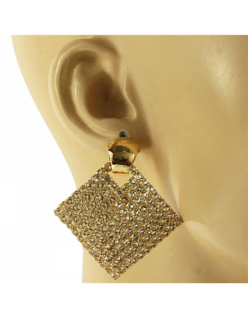 Star Life Earrings - Gold