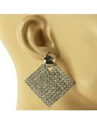 Star Life Earrings - Silver