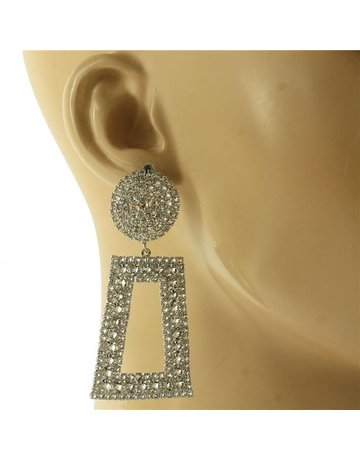 The Upgrade Earrings - Silver