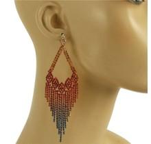 Feel The Love Earrings - Multi