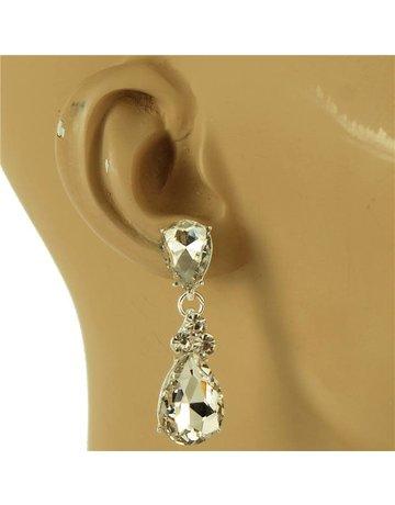 Late Nights Earrings - Silver