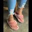 Warm Wishes Platform Sandals - Blush