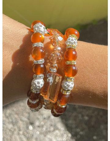 Toffee Bracelet Stack