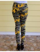 Sunny Side Up Camo Pants