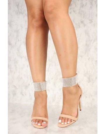 Reflected Beauty Heels FINAL SALE