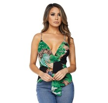 I'm Your Girl Floral Top