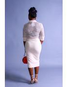 So Not Ordinary Lace Dress