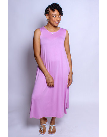 The Easy Life Dress - Lilac