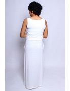 Day Out Maxi Dress - Ivory