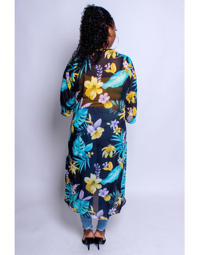The Weekender Kimono