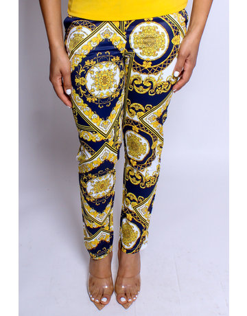 High Standards Ankle Pants