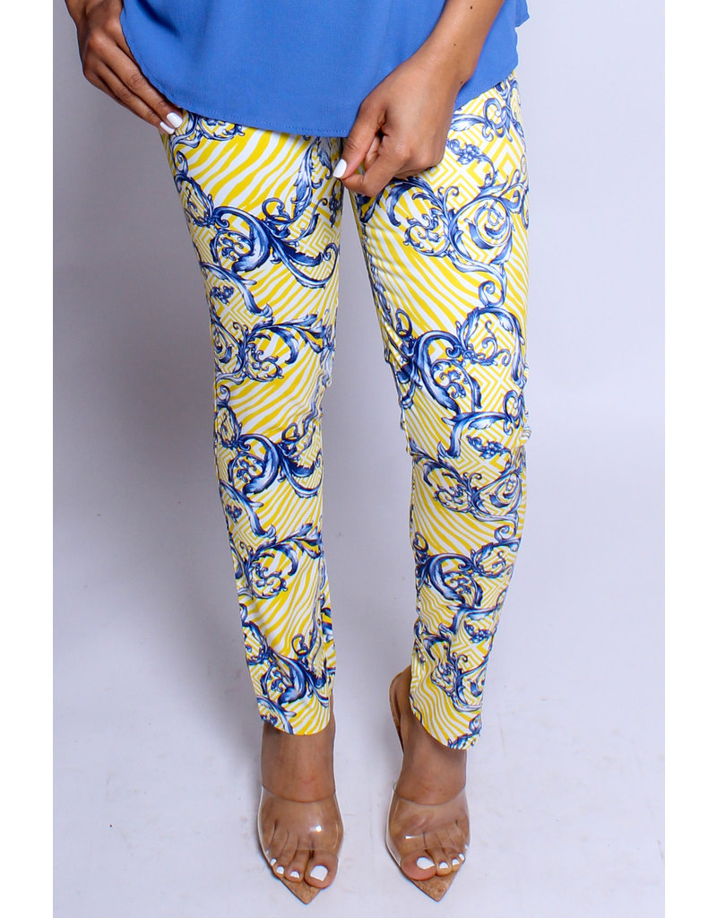 Work Of Art Ankle Pants