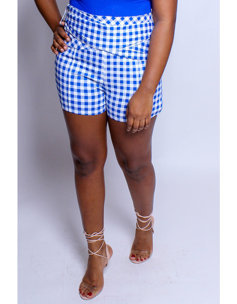 Picnic High Waist Shorts
