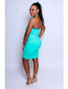 Living In Color Tube Dress - MINT