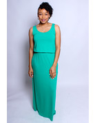 Day Out Maxi Dress - Kelly Green