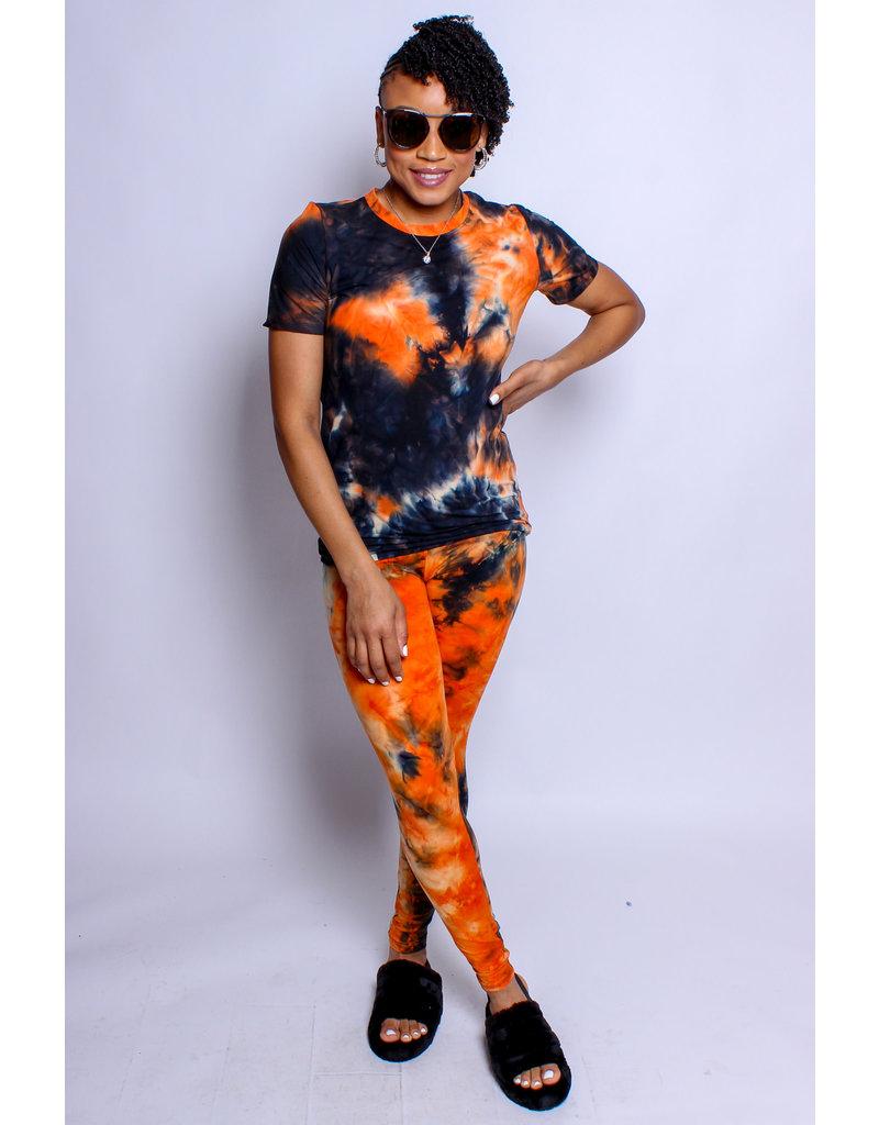 To Dye For Set - Orange