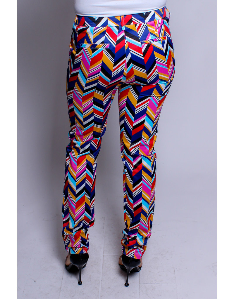 Maze Amaze Chevron Pants