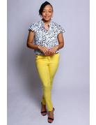 Sunshine Yellow Pants