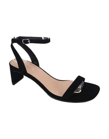 Extra Attention Heels - Black