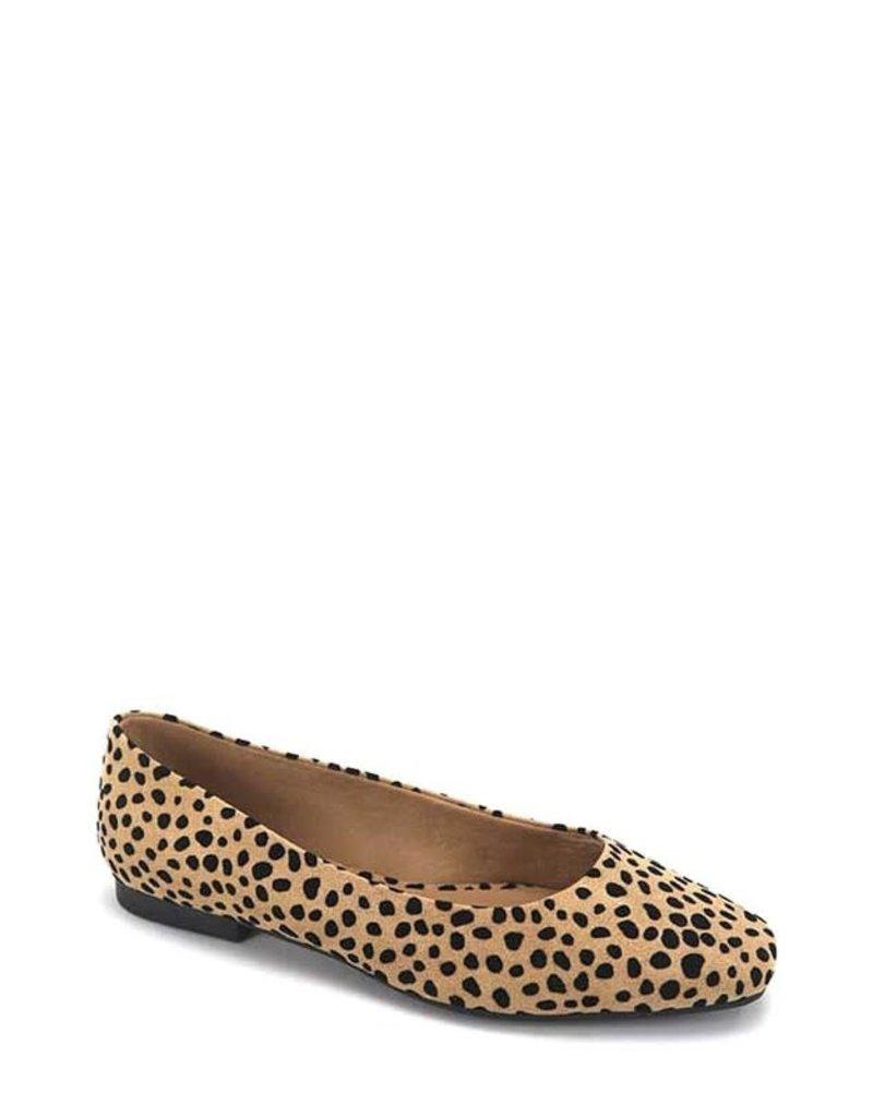 Keeping It Simple Ballerina Flats - Cheetah