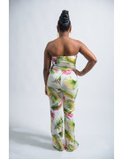 One Of A Kind Palm Jumpsuit