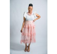 Sweet Angel Of Mine Lace Skirt
