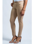 These Buns Push Up Skinny Jeans - Light Taupe
