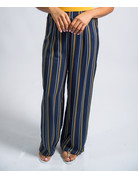 Talk To Me Striped Pants