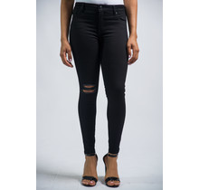Hold Me Together Mid Rise Ankle Skinny Jeans