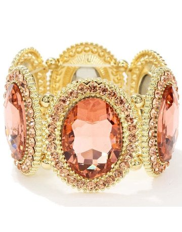 Queen's Arrival Bracelet - Rose Gold